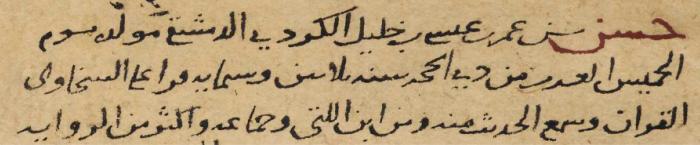 Al Maqrizi lack of dots