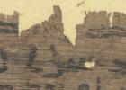Papyrus fragment – of what?